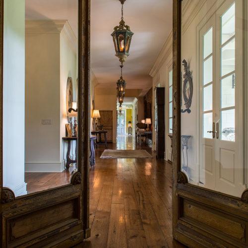 Glass Interior French Doors