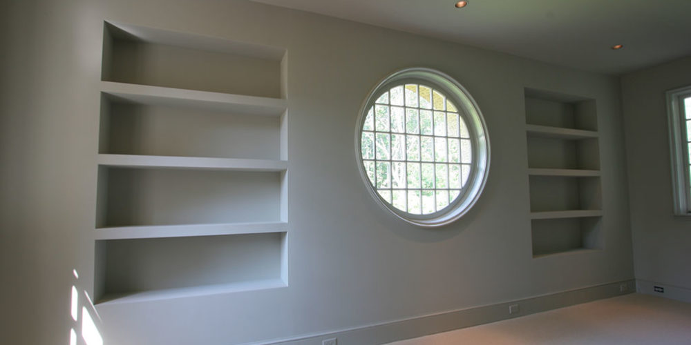 Window with Built In