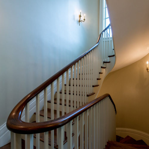 Stairwell Ascending