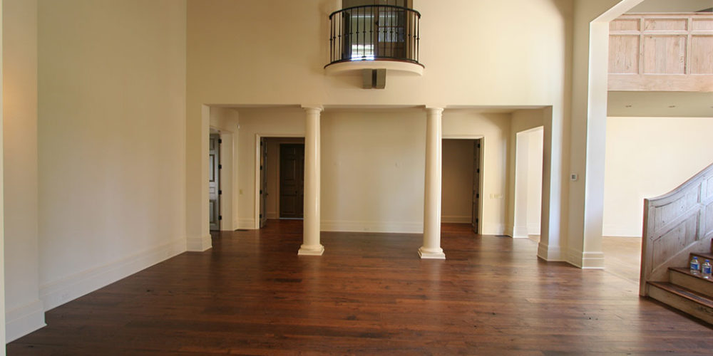 Balcony in Home